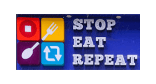 Stop Eat Repeat